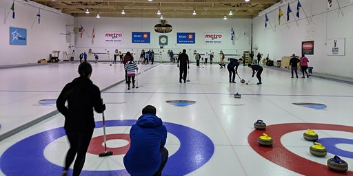 The EXPERIENCE CURLING TMR CURLING CLUB(29 Dec 2019)