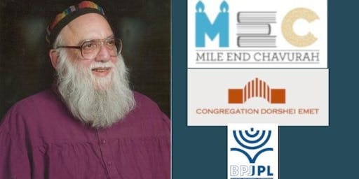 Climate action from a Jewish perspective: with Rabbi Arthur Waskow