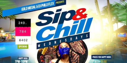 Sip & Chill Wednesdays