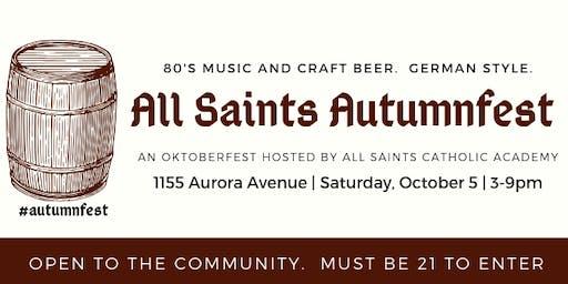 All Saints Autumnfest