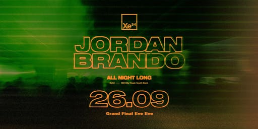 Jordan Brando ▬ All Night Long #3