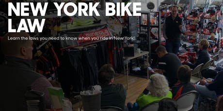 5BBC September Club Social: New York Bike Law and Safe Cycling tickets