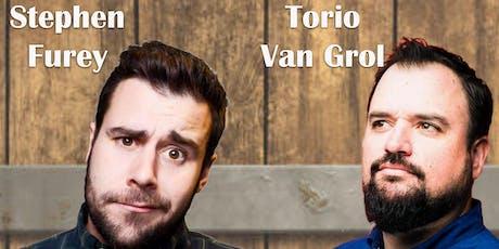 Barrel Brothers presents Three's Comedy tickets