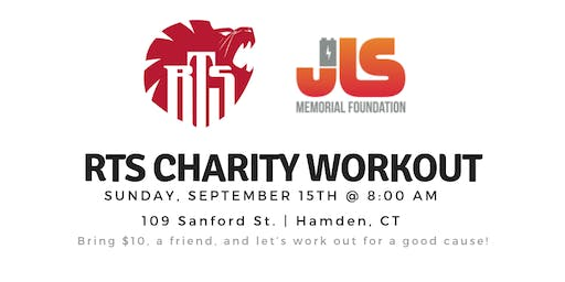 RTS Charity Workout :: JLS Memorial Foundation