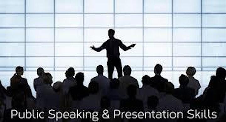 Presentation & Communication Skills For Impact - 1 Day Seminar image