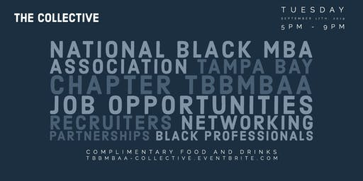 NBMBAA Tampa Bay Chapter Presents The Collective