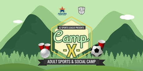 Camp X- Adult Sports & Social Camp tickets