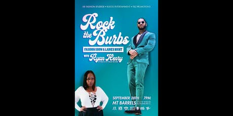 "Fashion Show ""Rock The Burbs"" KB Fashion Studio  tickets"