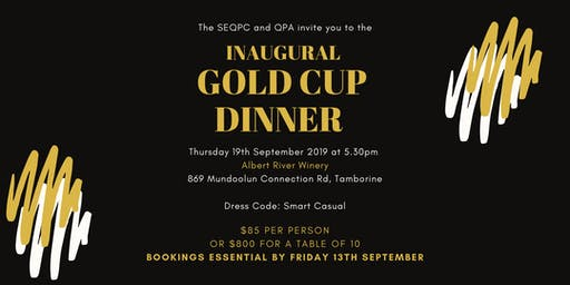 2019 Gold Cup Polo Dinner