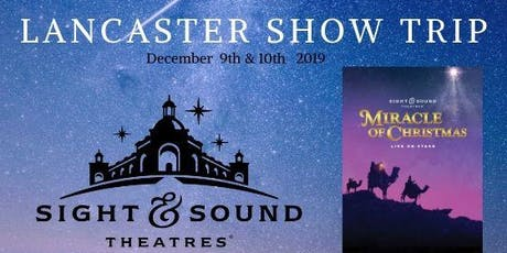 Lancaster Show Trip tickets