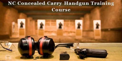 NC Concealed Carry Handgun Training Course