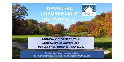 Inaugural Chamber Golf Invitational
