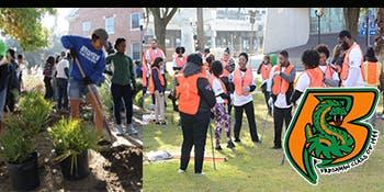 THE GIVE BACK:  FAMU Class of '99 Community service