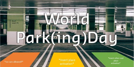 World Park(ing) Day at Curtin tickets