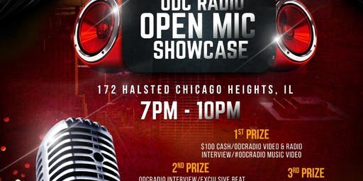 ODCRadio Open Mic Showcase