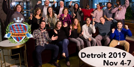 DETROIT 2nd CPP Masters® BP Group & The Experience Manager
