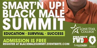 """Smart'n Up!"" - Black Male Summit"