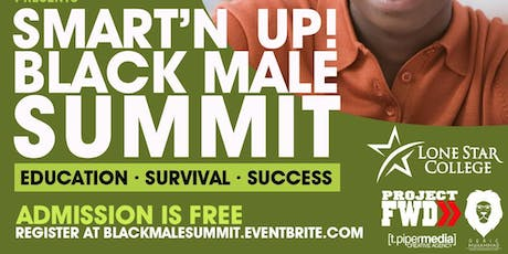 """Smart'n Up!"" - Black Male Summit tickets"