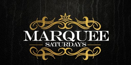 Marquee Saturdays at Suite Lounge