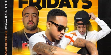 HOT 97 DJ YOUNG CHOW Fusion Fridays NYC at Maracas Nightclub  tickets