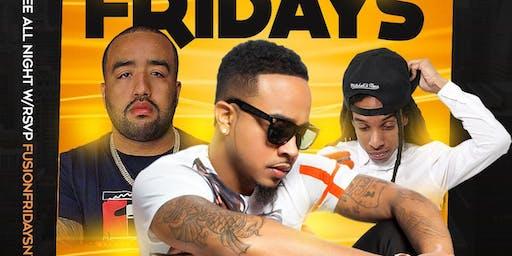 HOT 97 DJ YOUNG CHOW Fusion Fridays NYC at Maracas Nightclub