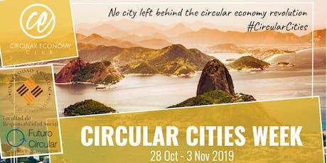 Semana de Ciudades Circulares boletos
