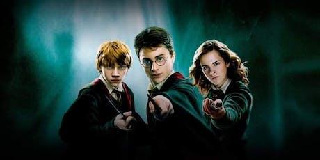 A Hogwarts Halloween - magical fundraiser tickets