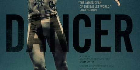 Dancer - Encore Screening - Wed 6th November - Byron Bay tickets