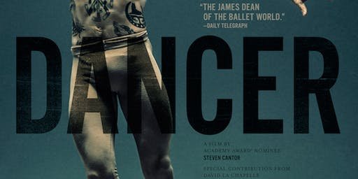Dancer - Encore Screening - Wed 6th November - Byron Bay