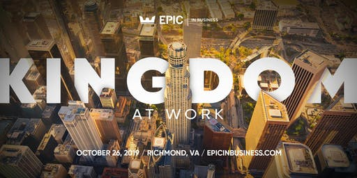 EPIC in Business Conference - Richmond