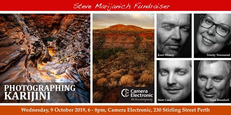 Photographing Karijini - Gorgeous Gorges and Rugged Red Rocks tickets
