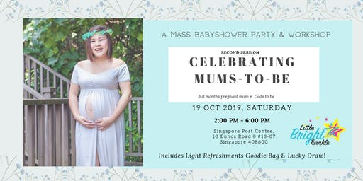 Celebrating Mums-To-Be! (Second Session)