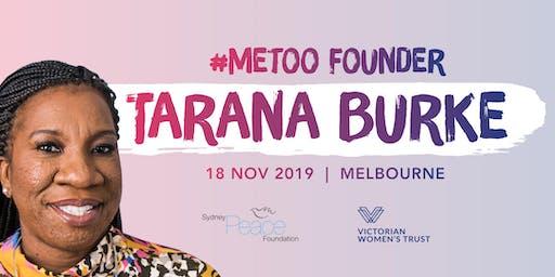 #MeToo Founder Tarana Burke | Melbourne | One Night Only