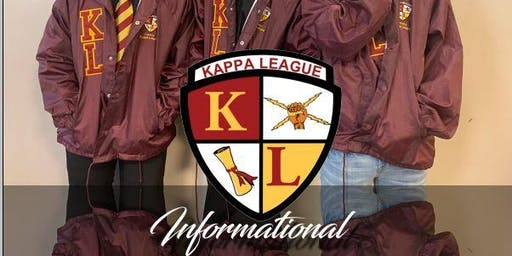 CONWAY KAPPA LEAGUE INFORMATIONAL