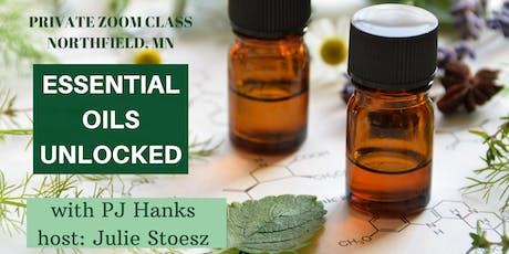 Essential Oils Unlocked - Private Event tickets