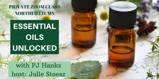 Essential Oils Unlocked - Private Event