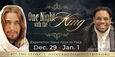 One Night with the King with David E. Taylor