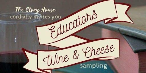 Educators Wine & Cheese