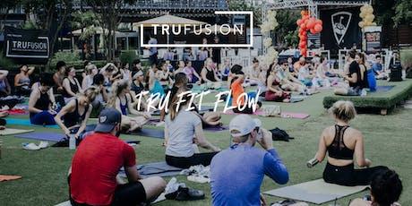 TruFusion + Topgolf - Tru Fit Flow tickets