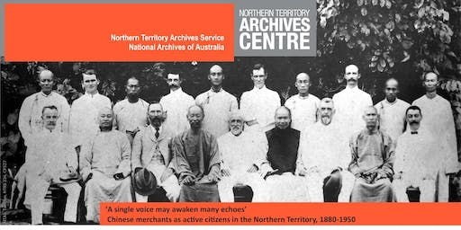 'A single voice may awaken many echoes'  Chinese merchants in the NT