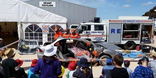 SES at the 2019 Yorke Peninsula Field Days