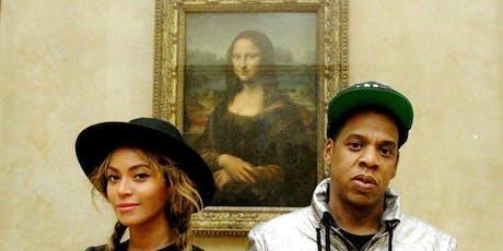 Beyoncé, Jay Z & making $ense of the Art Market tickets