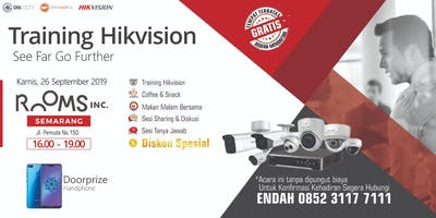"Gathering Hikvision ""See Far, Go Farther"""