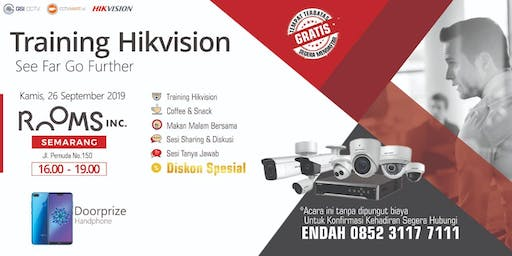 """Gathering Hikvision """"See Far, Go Farther"""""""