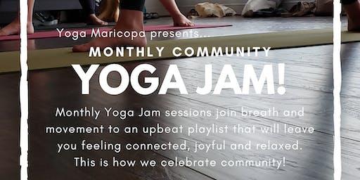 Community Yoga Jam