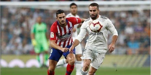 Real Madrid vs Atlético de Madrid - Watch Party
