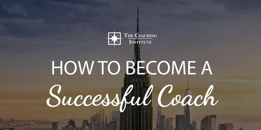 How to Become a Successful Coach - NY