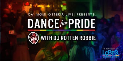 Dance for PRIDE with DJ Rotten Robbie