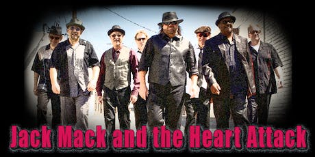 JACK MACK & THE HEART ATTACK tickets