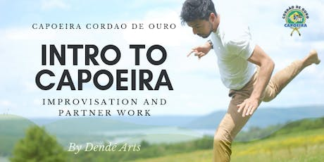 Introduction to Capoeira: Improvisation and Partner Work tickets